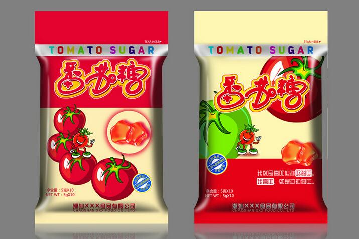 糖果包装设计 糖果包装纸