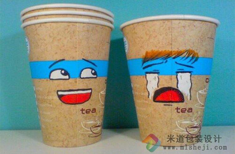 创意纸杯设计 郑州纸杯生产厂家 纸杯订制图片