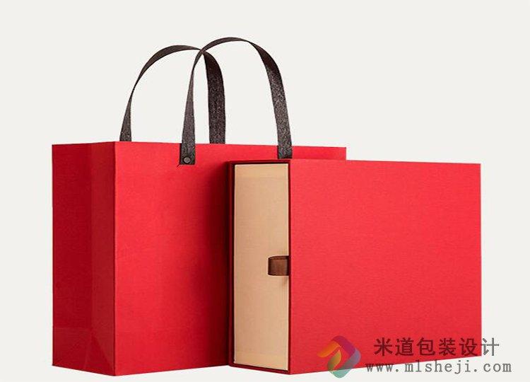 牛皮纸茶叶礼盒包装定制