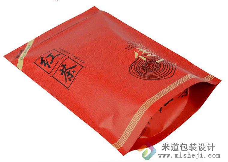 红茶包装袋设计