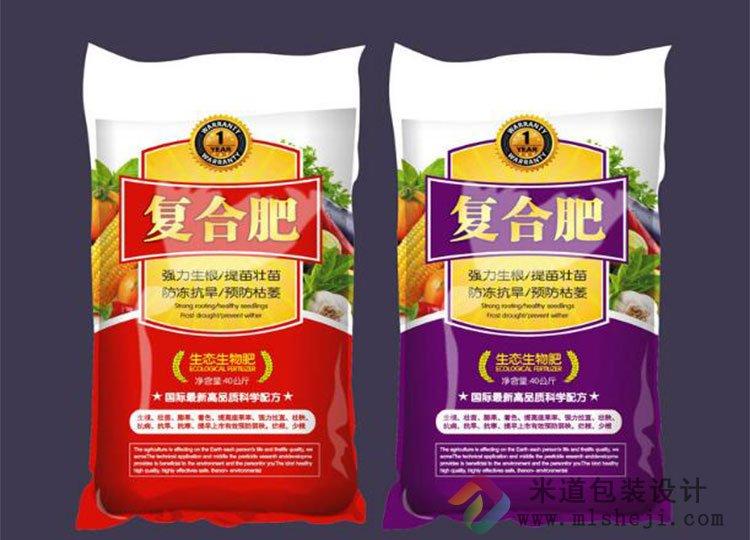 生态生物肥包装制作